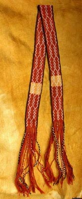 Zigzag & Otter Tail Strap